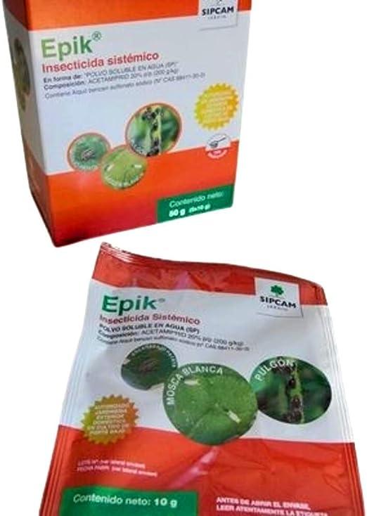 Insecticida escarabajo Epik 5 Gr: Amazon.es: Jardín