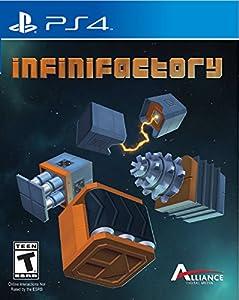 Infinifactory - PlayStation 4 from Alliance Digital Media