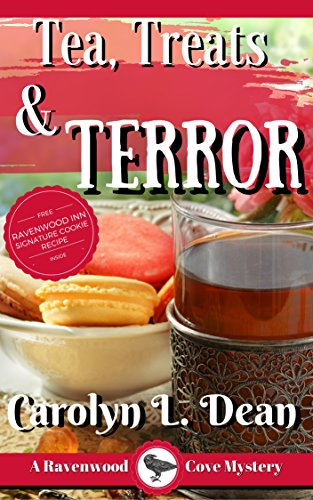TEA, TREATS, and TERROR: A Ravenwood Cove Cozy Mystery (book 9)