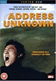 Address Uknown [DVD] (18)