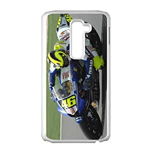 LG G2 Phone Case for Valentino Rossi pattern design