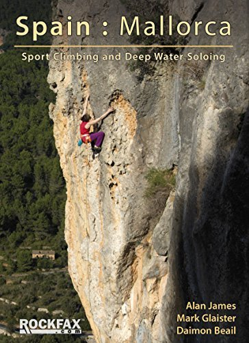 Spain: Mallorca: Sport Climbing and Deep Water Soloing by ...