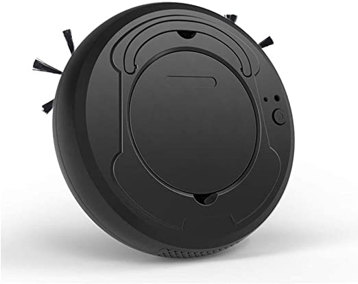 LAHappy Robot Aspirador Suelos, con Sensores Anticaída Y Bateria ...