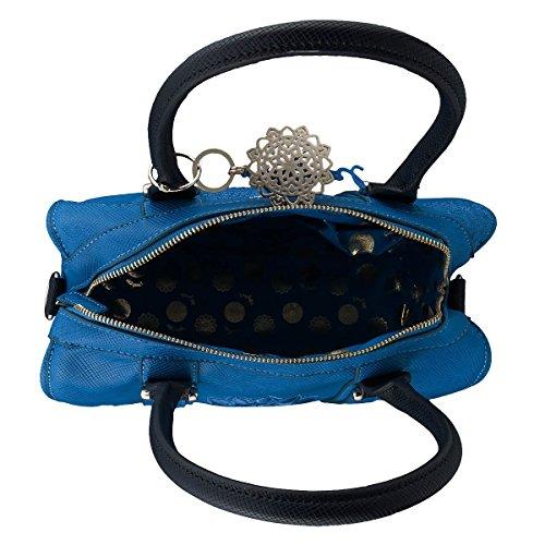 Desigual Bols Malta Juliet Bauletto delle donne blu (ducados) 61X50Q4-5015 Venta Manchester Gran Venta tn6vQ08