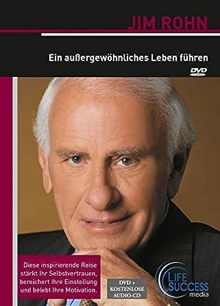 Jim Rohn: Ein außergewöhnliches Leben führen Alemania DVD ...