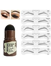 Ögonbrynsstämpel Vattentät, Brow Stamp Shaping Kit Eyebrow Definer