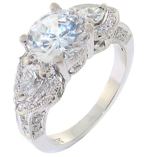 affordable wedding rings mastini sm 1236 75 carat amp pear shape semi 1236