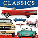 2020 Ultimate Automobiles Wall Calendar, by Sellers Publishing