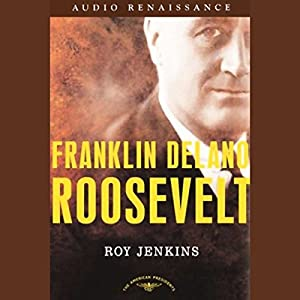 Franklin Delano Roosevelt Audiobook