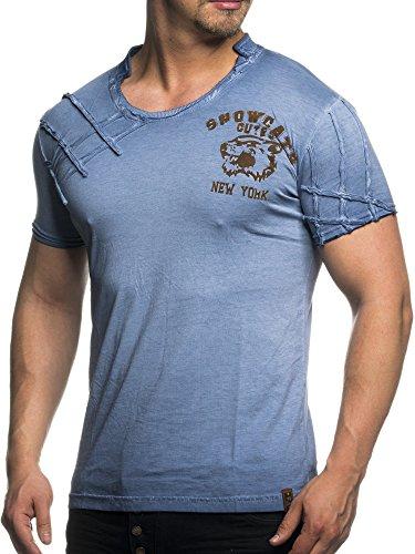 TAZZIO T-Shirt mit hochwertigem Druck 15115
