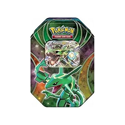 "Pokemon ""Ex Beyond The Ordinary! 2015 Fall Tin Rayquaza-Ex"