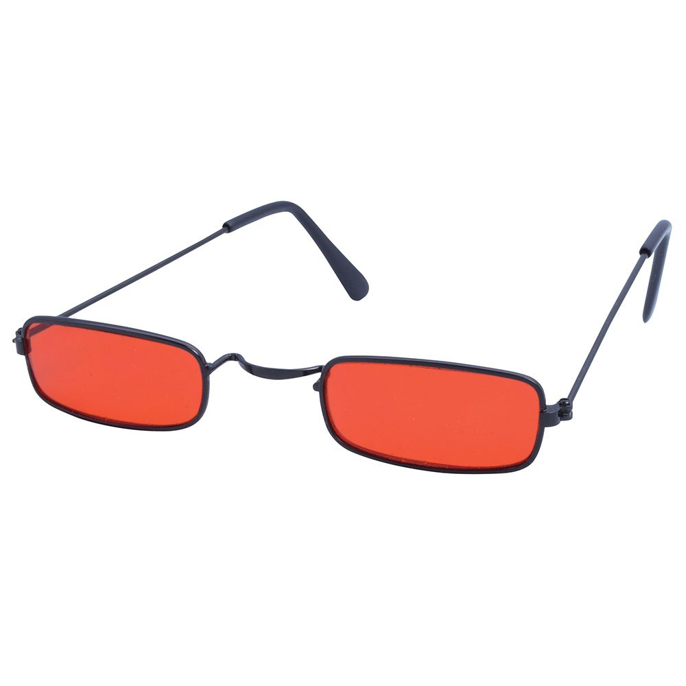 Amazon.com: Rojo Drácula adultos anteojos de sol: Sports ...