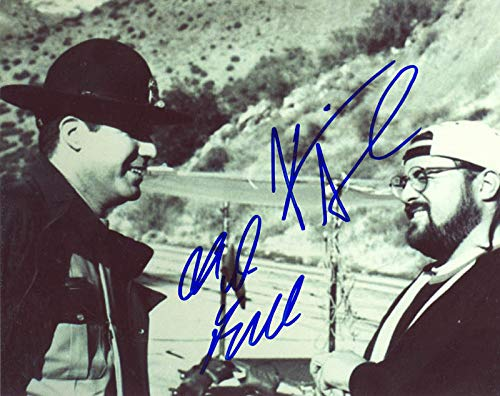 Jay And Silent Bob Strike Back Movie Cast - Photograph Signed with co-signers