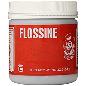 Gold Medal Flossine Can, Blue Raspberry