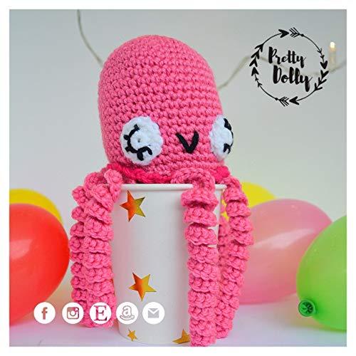 Octopus Crochet Pattern PDF Instant Download Claude | Etsy | 500x500