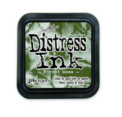 Ranger DIS-27133 Tim Holtz Distress Ink Pad, Forest (Ranger Distress Ink Pads)