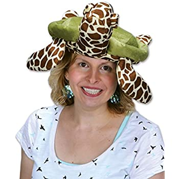 Amazon.com  Beistle 60837 Fish Hats  Kitchen   Dining b5de9352c182