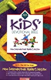 NIrV Kids' Devotional Bible, Joanne E. DeJonge and Connie W. Neal, 0310926564