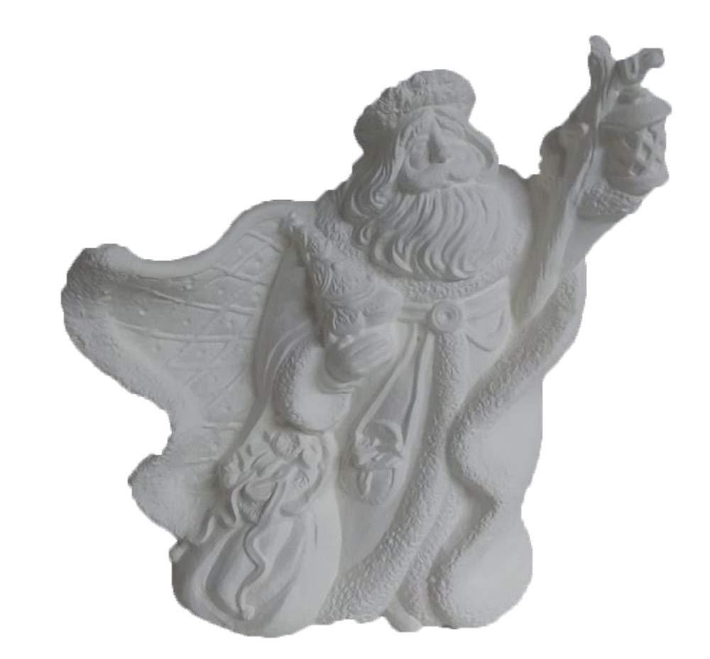 Paint-a-Potamus Unfinished Low-Fire Ceramic Bisque 6 Thin Square Tile Paint Your Own Ceramic