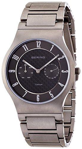 BERING watch Link Titanium 11939-777 Men's [regular imported goods]