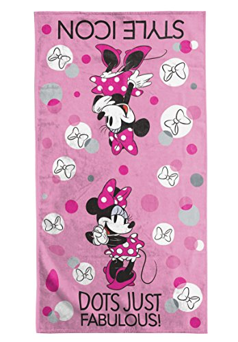 Review Disney Minnie Mouse Dots