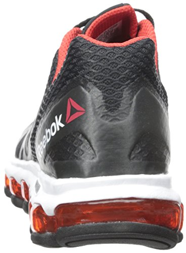 Motor Black Burst Running Men's Zjet White Shoe Reebok Red zXqYwY
