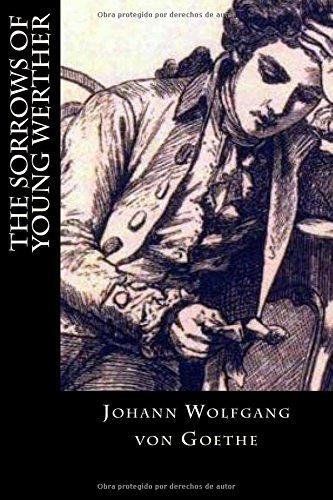 Descargar Libro The Sorrows Of Young Werther Johann Wolfgang Von Goethe
