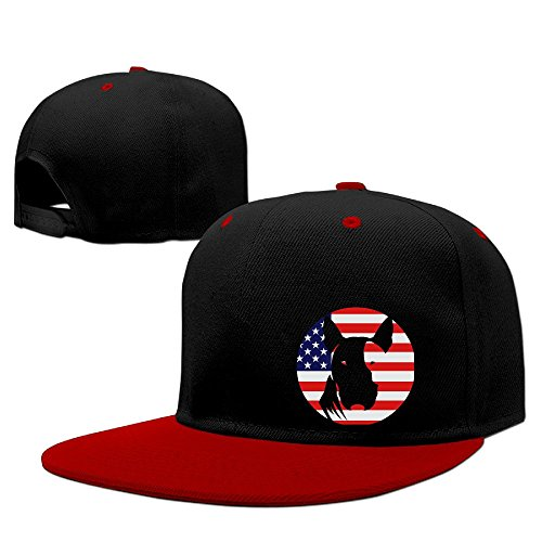 Custom Unisex-Adult For Better Life Flat Brim Baseball Caps Red - Batman Under Armour Shoes