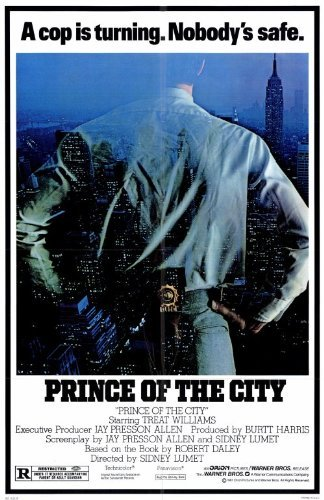 Prince of the City POSTER Movie (11 x 17 Inches - 28cm x 44cm) (1981)