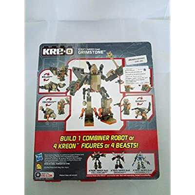 KRE-O Transformers Movie Maxicon Toy: Toys & Games