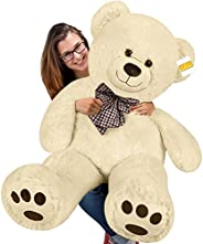 cucunu Teddy Bear Plush Teddies Bears Stuffed Animal