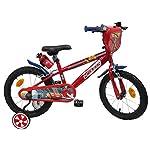 51VeCf4r5jL. SS150 Eden Bikes - Bicicletta da ragazzo, 40,6 cm, con 2 freni, per bambini, multicolore