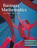 Business Mathematics 9780395675311