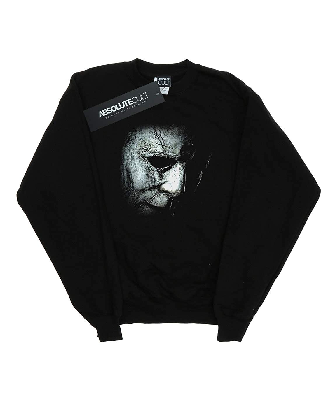 Drewbacca Womens Halloween Mask Sweatshirt