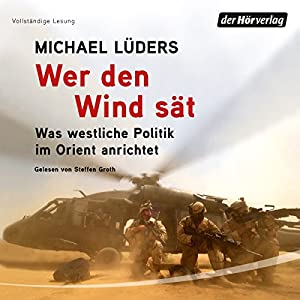 Wer den Wind sät Audiobook