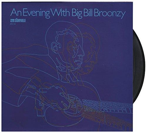 Big Bill Broonzy - Evening with Big Bill Broonzy (LP Vinyl)