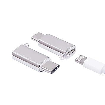 Amazon.com: Adaptador USB-C a USB 3.0, hkittyxiong USB tipo ...