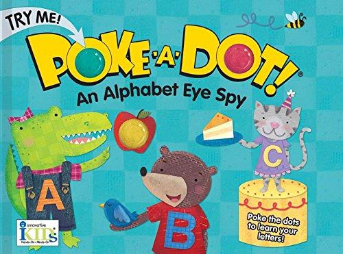 AN ALPHABET EYE SPY (Poke-a-dot) pdf epub