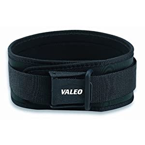 Valeo VCL Competition Classic 4 Inch Lifting Belt