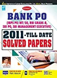Kiran's Bank PO 2011 - Till Date Solved Papers English - 2190