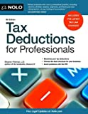 Tax Deductions for Professionals, J.D., Stephen Fishman, 1413317669