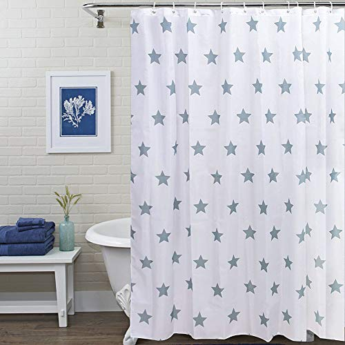star shower curtain - 5