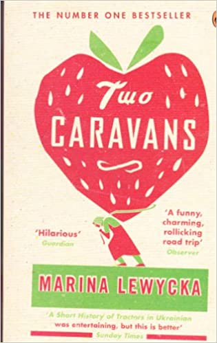 Two Caravans Amazoncouk Marina Lewycka 9780241953327 Books