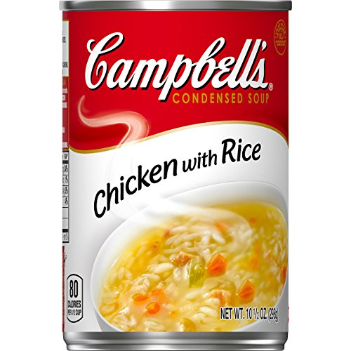 Top 10 recommendation canned chicken rice soup 2020