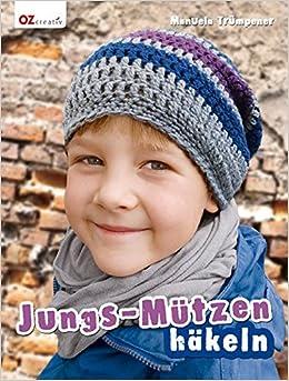Jungs Mützen Häkeln Amazonde Manuela Trümpener Bücher