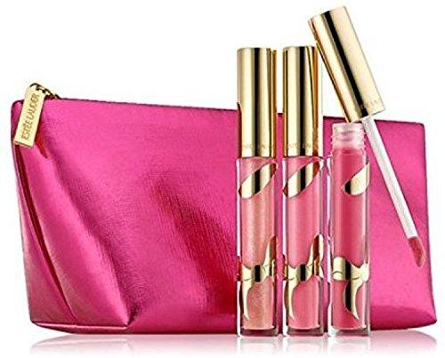 Estee Lauder Pure Color Brillantes LipGloss Trio , 21-Pink I