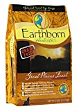 Earthborn Holistic Great Plains Feast Grain-Free Dry Dog Food, 5-Pound Bag