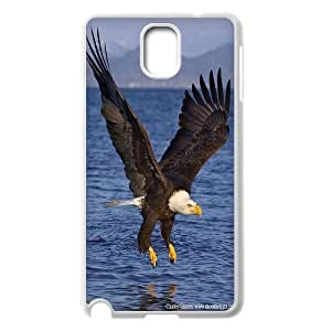 Unique Phone Case Design 19Flying Eagles- For Samsung Galaxy NOTE3 Case Cover