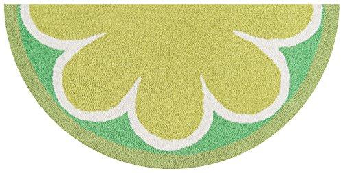 Novogratz  Cucina Lime Kitchen Mat, 1