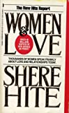 Women and Love, Shere Hite, 0312913788